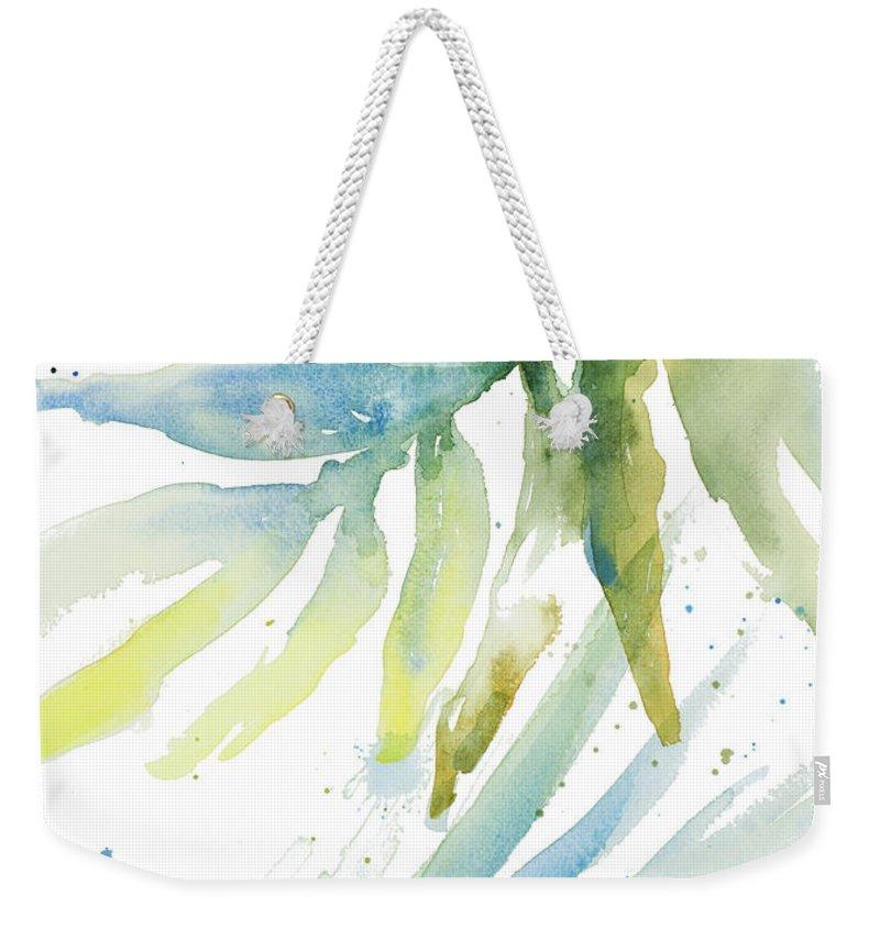 Fronds Weekender Tote Bags