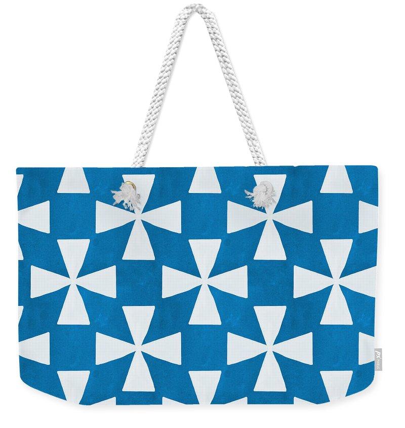 Shapes Weekender Tote Bags