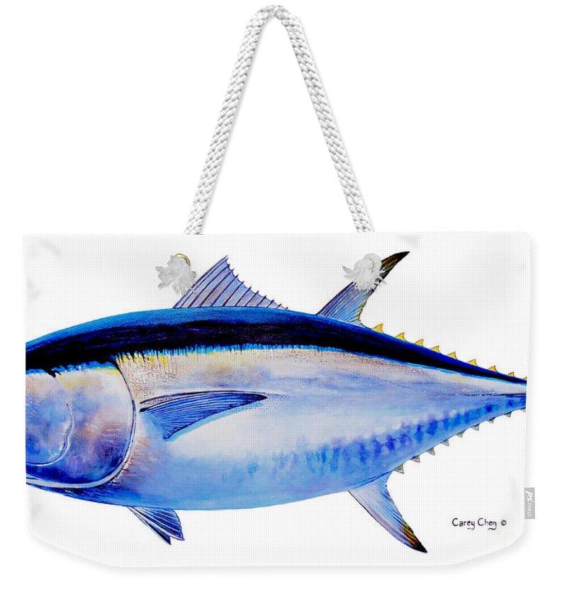 Skipjack Weekender Tote Bags