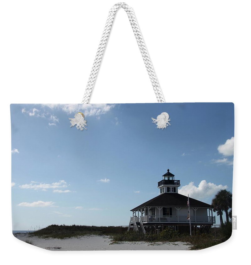 Boca Grande Weekender Tote Bag featuring the photograph Boca Grande At Twiglight by Christiane Schulze Art And Photography