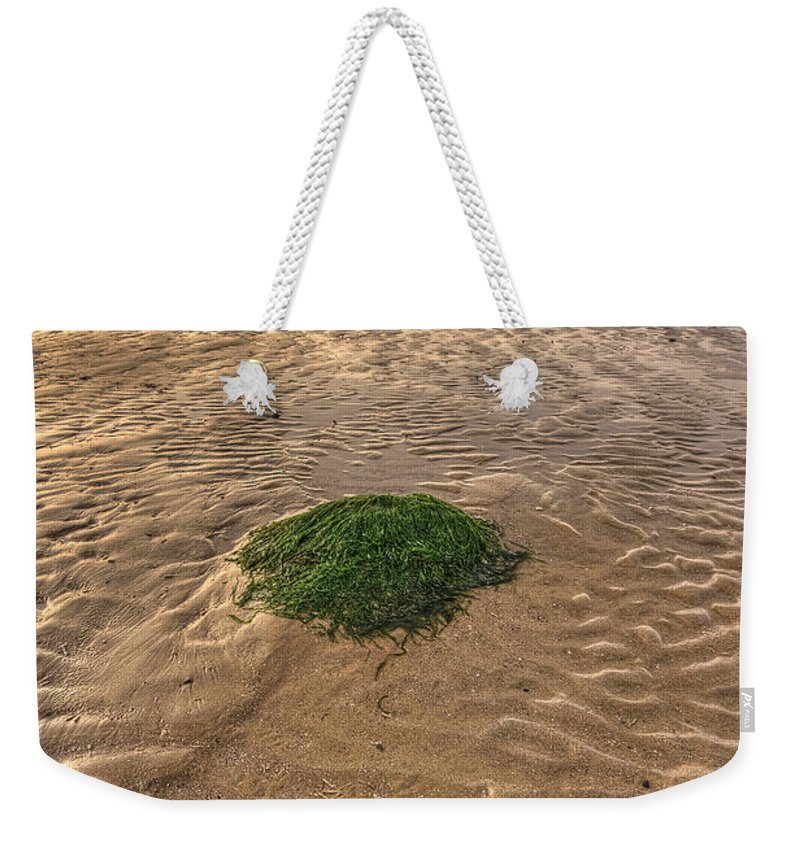Filey Weekender Tote Bag featuring the photograph Breeze Of Dawn by Evelina Kremsdorf
