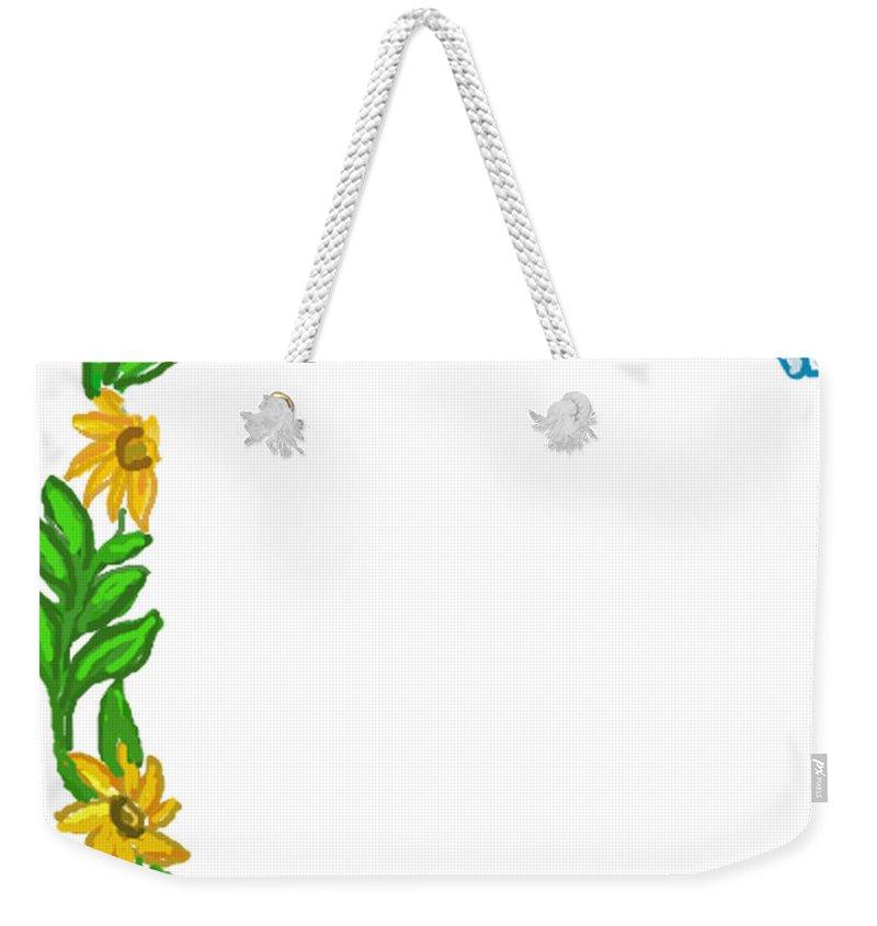 Marriage Weekender Tote Bags