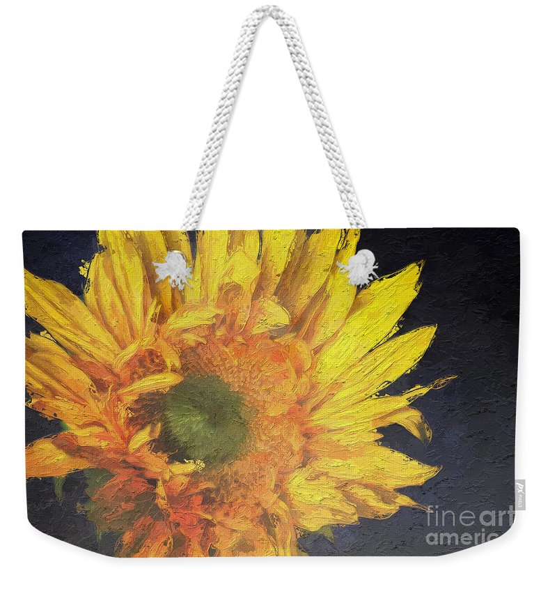 Summer Weekender Tote Bag featuring the photograph Bright Idea by Heidi Smith