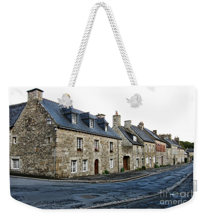 France Weekender Tote Bag featuring the photograph Brittany by Olivier Le Queinec