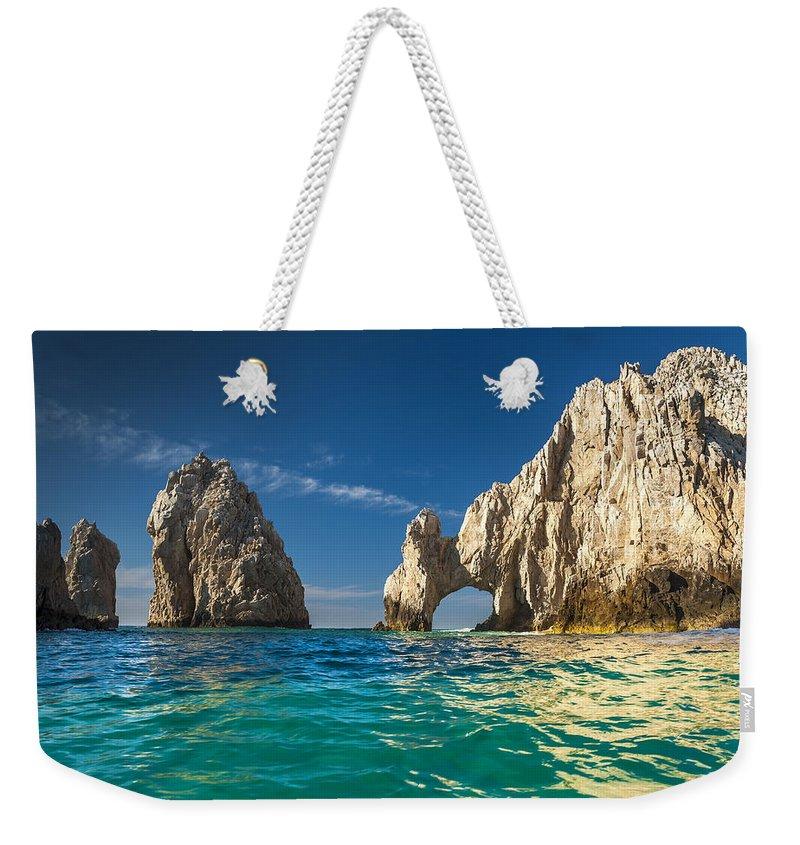 Sea Weekender Tote Bags