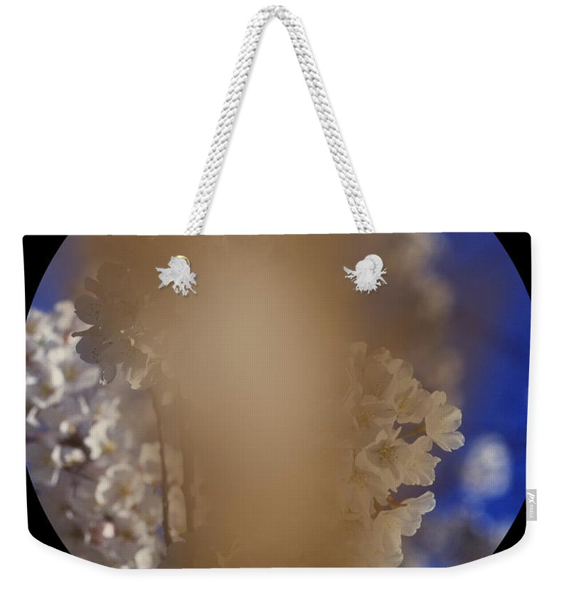 Medical Weekender Tote Bag featuring the photograph Cataracts, Patients View by Spencer Sutton