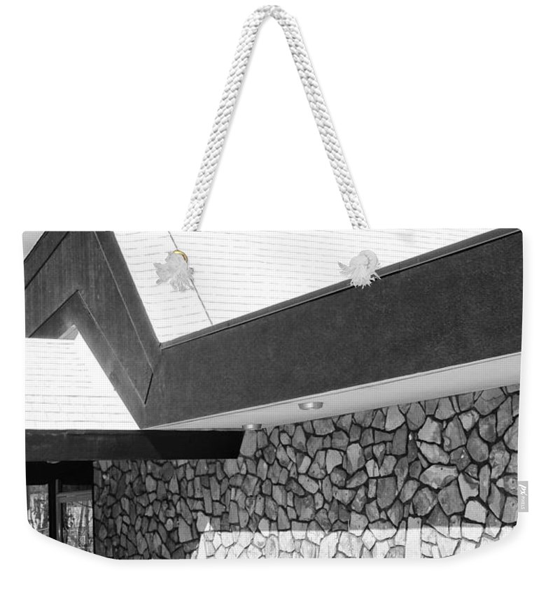 Featured Weekender Tote Bag featuring the photograph Classic Ace by William Dey