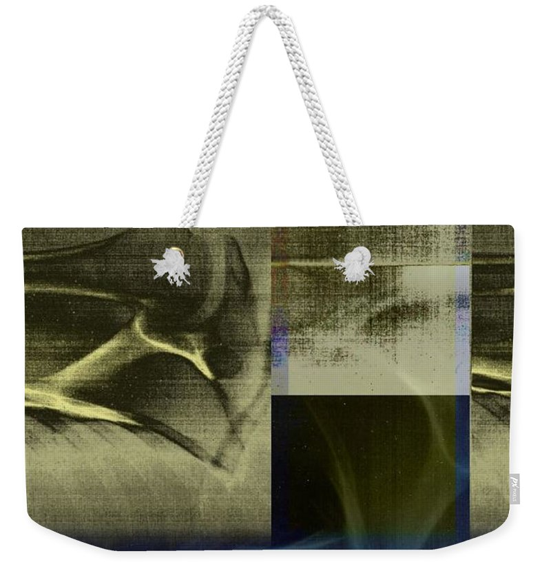 Clavicle Weekender Tote Bag featuring the photograph Clavicle Bones by CR Leyland