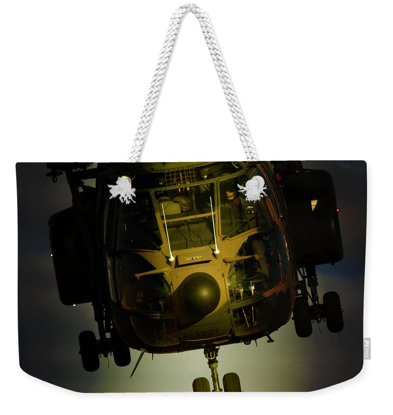 Atlas Oryx Weekender Tote Bag featuring the photograph Close Up by Paul Job