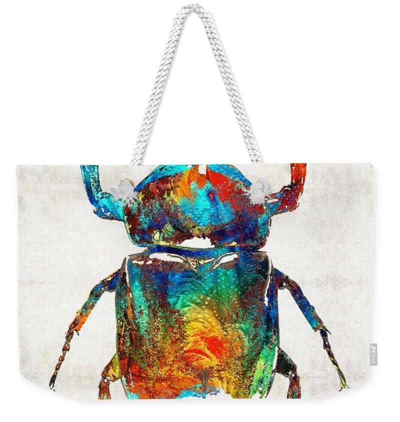 Ancient Egypt Weekender Tote Bags