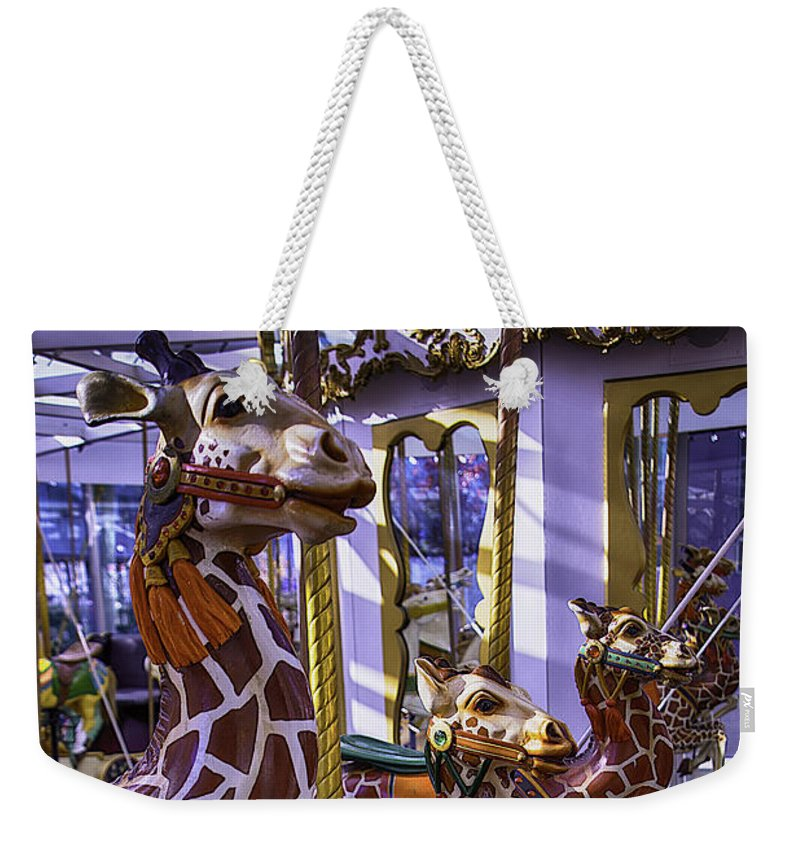 Designs Similar to Colorful Giraffes Carrousel