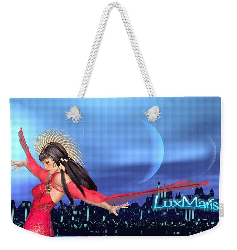 Luxmaris Weekender Tote Bags