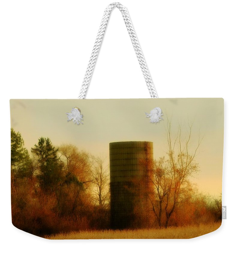Country Morning Weekender Tote Bag featuring the photograph Country Morning by Gothicrow Images