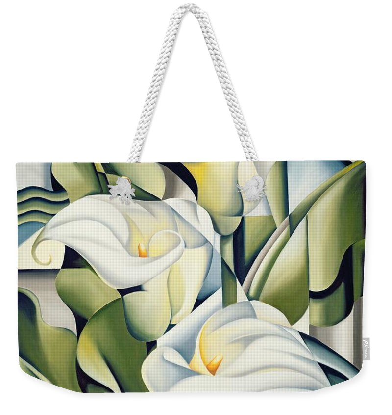 Lily Weekender Tote Bags