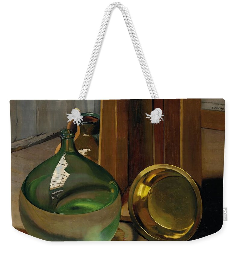Dame-jeanne And Caisse Weekender Tote Bag for Sale by Felix Edouard ...