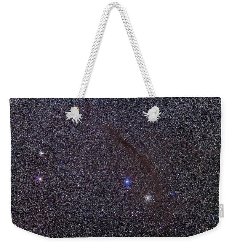 Australia Weekender Tote Bag featuring the photograph Dark Doodad And Ngc 4372 by Alan Dyer
