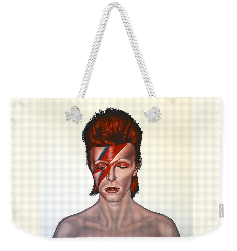Celebrity Weekender Tote Bags