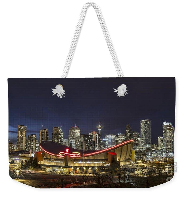 Alberta Weekender Tote Bags