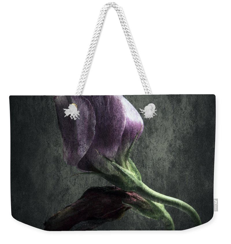 Back Weekender Tote Bag featuring the photograph Dead Or Alive by Stelios Kleanthous
