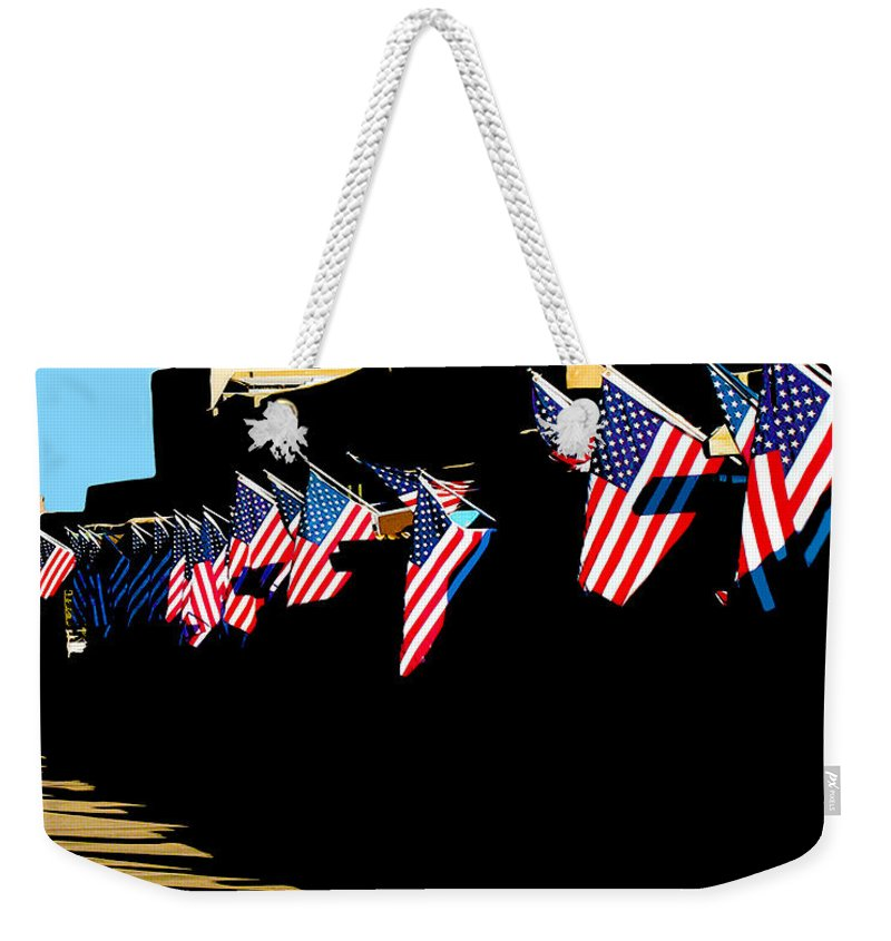 Boston Weekender Tote Bag featuring the photograph Dear Boston... by Terry Fiala