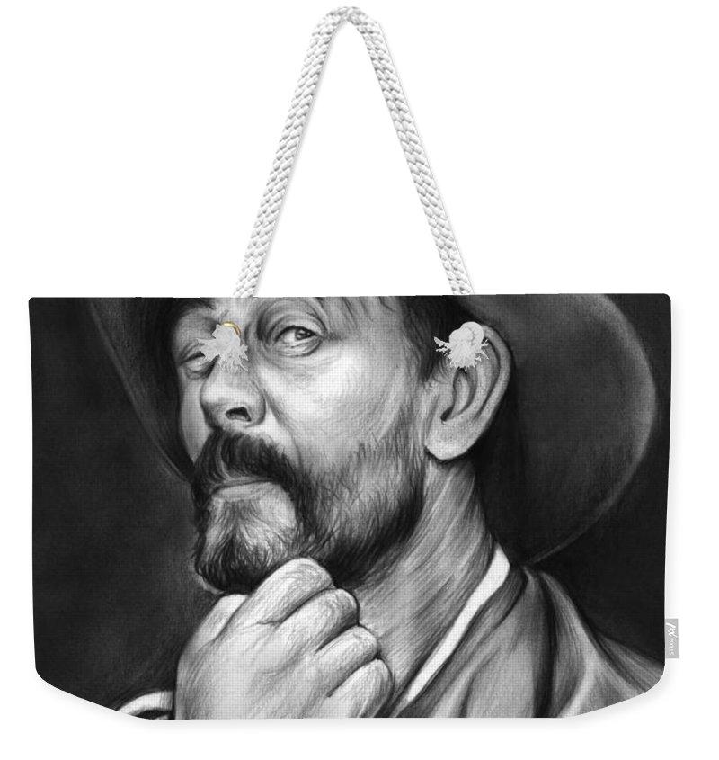 Show Drawings Weekender Tote Bags