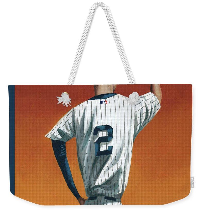 Athlete Weekender Tote Bags