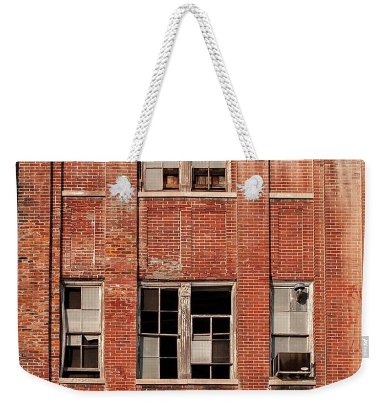 Nola Weekender Tote Bag featuring the photograph Dixie Beer Headquarters by Steve Harrington