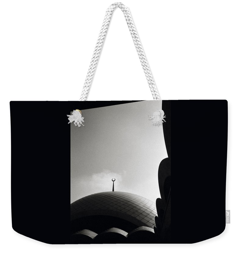 Art Weekender Tote Bag featuring the photograph Spiritual Moments by Shaun Higson