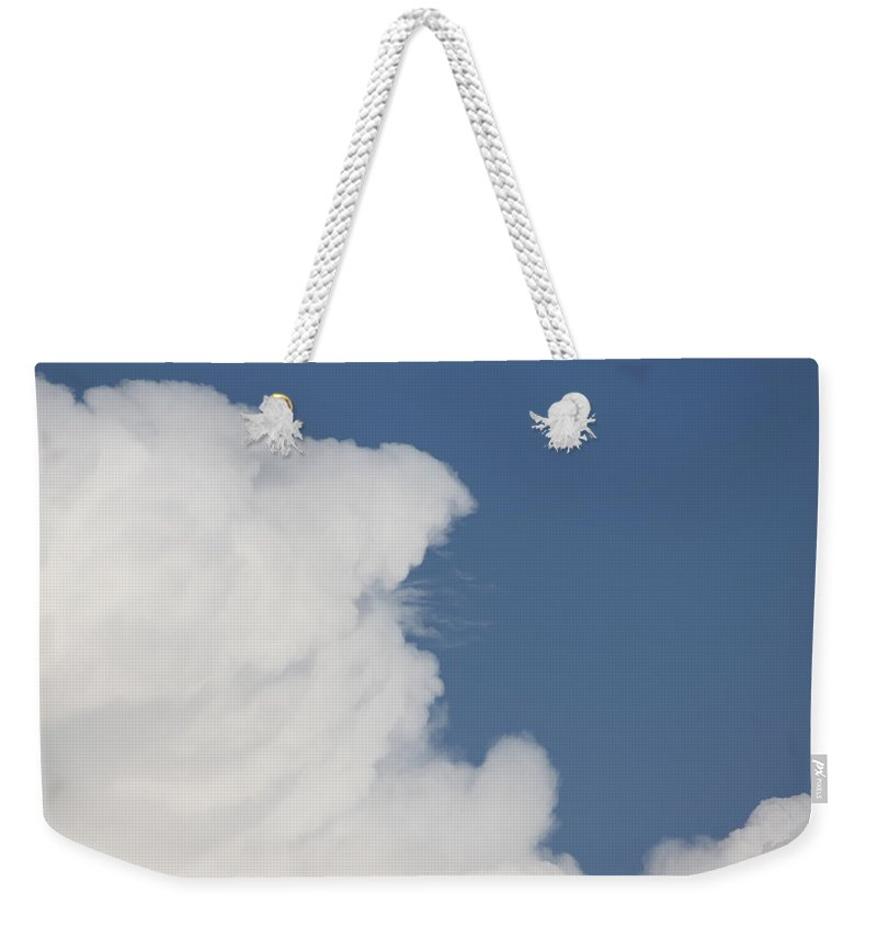 Dragon Weekender Tote Bag featuring the photograph Dragon's Breath by David Mayeau