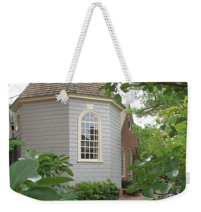 Turret Weekender Tote Bag featuring the photograph Dreamy Place by Christiane Schulze Art And Photography