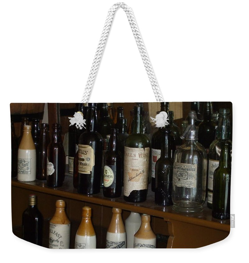 Drink Weekender Tote Bag featuring the photograph Drink by John Halliday