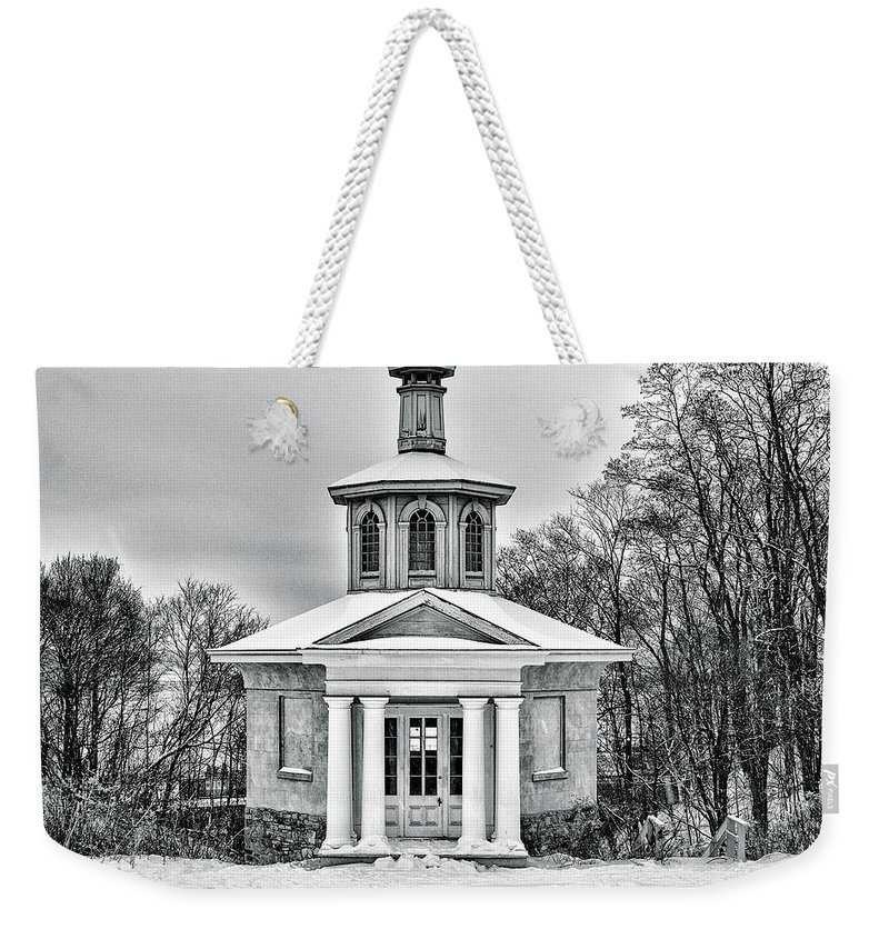 Canada Weekender Tote Bag featuring the photograph Dundurn by Garvin Hunter