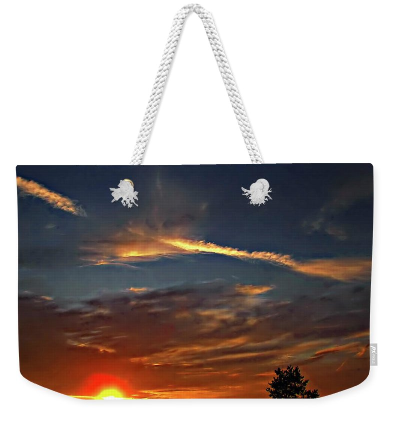 Sauble Beach Weekender Tote Bag featuring the photograph Dune Dreaming by Steve Harrington