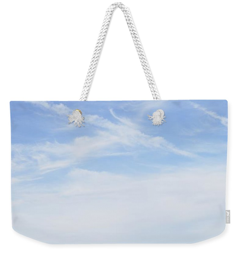 Dungeness Days Ii Weekender Tote Bag featuring the photograph Dungeness Days 2 by Wendy Wilton