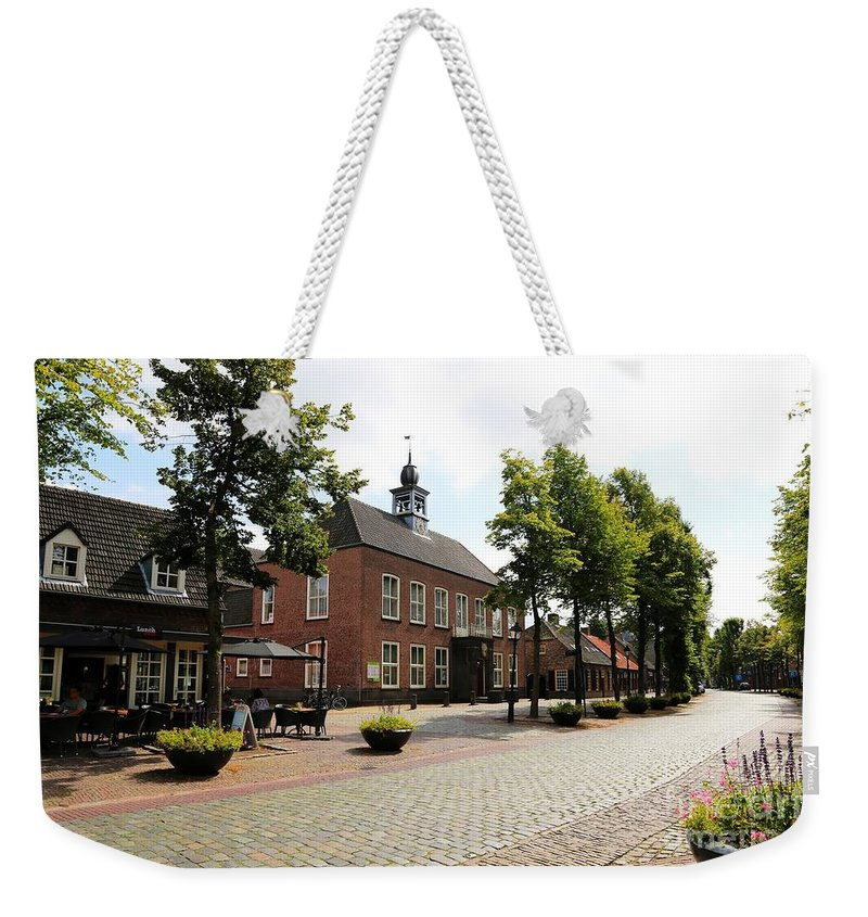 Holland Weekender Tote Bag featuring the photograph Dutch Village by Carol Groenen