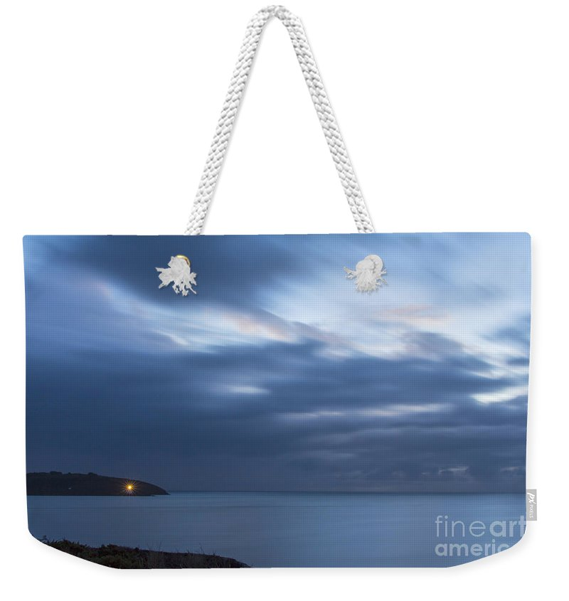Landscape Weekender Tote Bag featuring the photograph Early Morning by Brian Roscorla