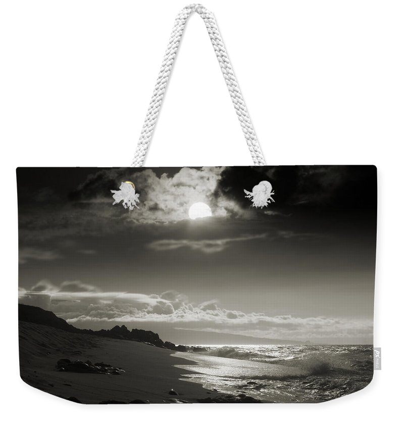 Earth Song Weekender Tote Bag featuring the photograph Earth Song by Sharon Mau