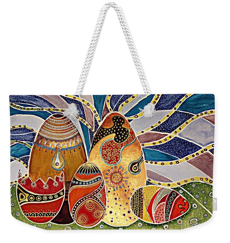 Alleluja Paintings Weekender Tote Bags