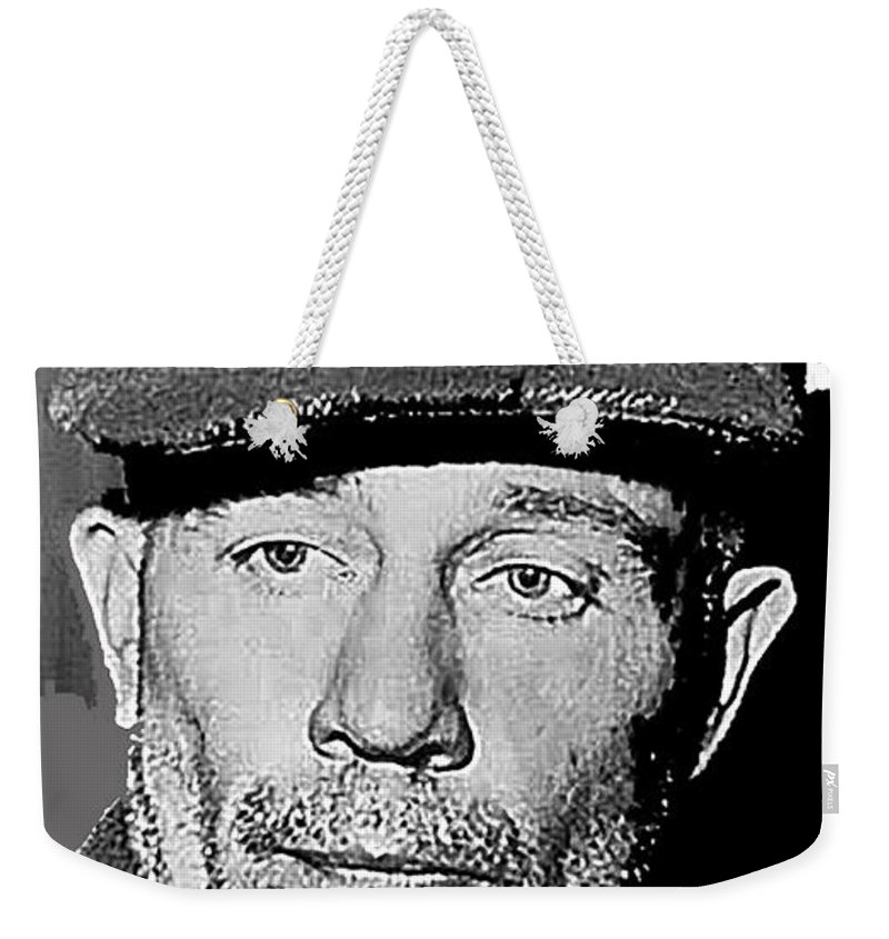 8ea644a77c082 Ed Gein The Ghoul Who Inspired Psycho Plainfield Wisconsin C.1957 Weekender Tote  Bag featuring