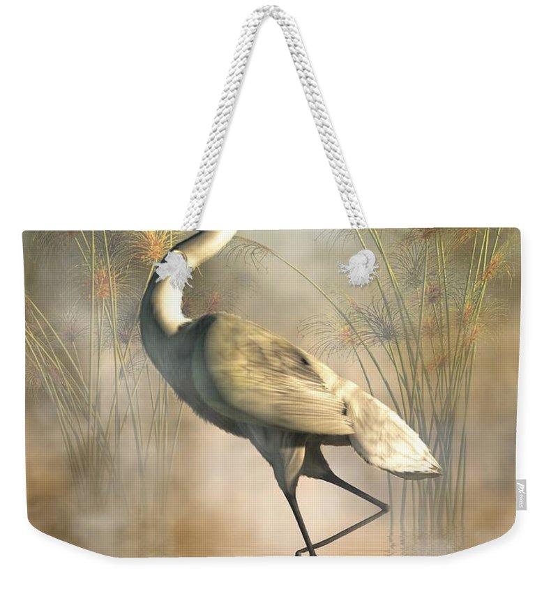 Stork Weekender Tote Bags
