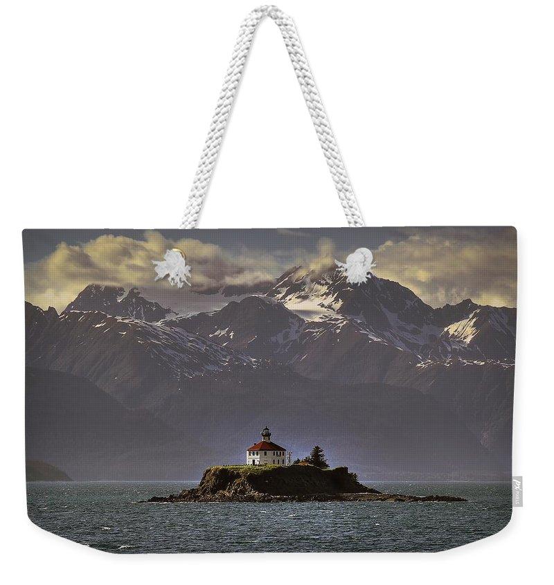 Smith Rock Weekender Tote Bags