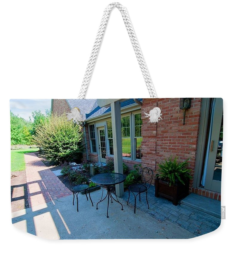 Weekender Tote Bag featuring the photograph Eleven by Randall Branham