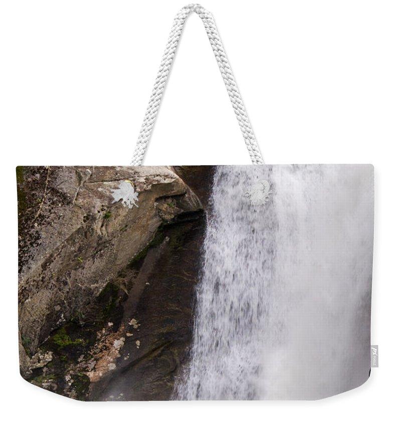 Elk Creek Falls Weekender Tote Bag featuring the photograph Elk Creek Falls 35 by Douglas Barnett