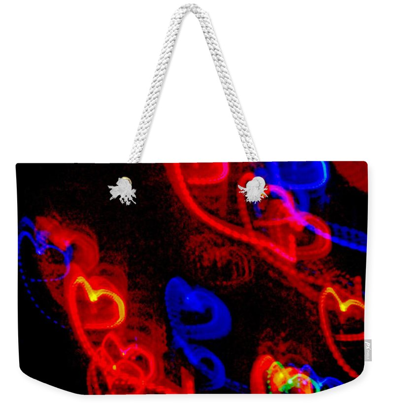 Hdr Weekender Tote Bag featuring the photograph Emotions by Rowana Ray