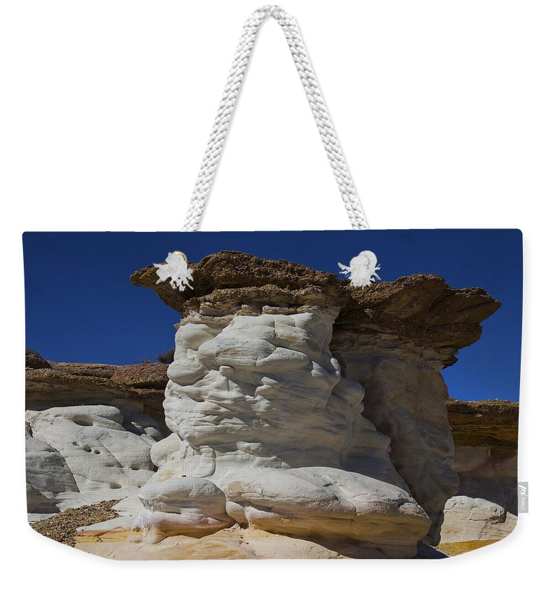 Canyon Weekender Tote Bag featuring the photograph Escalante 10 by Ingrid Smith-Johnsen