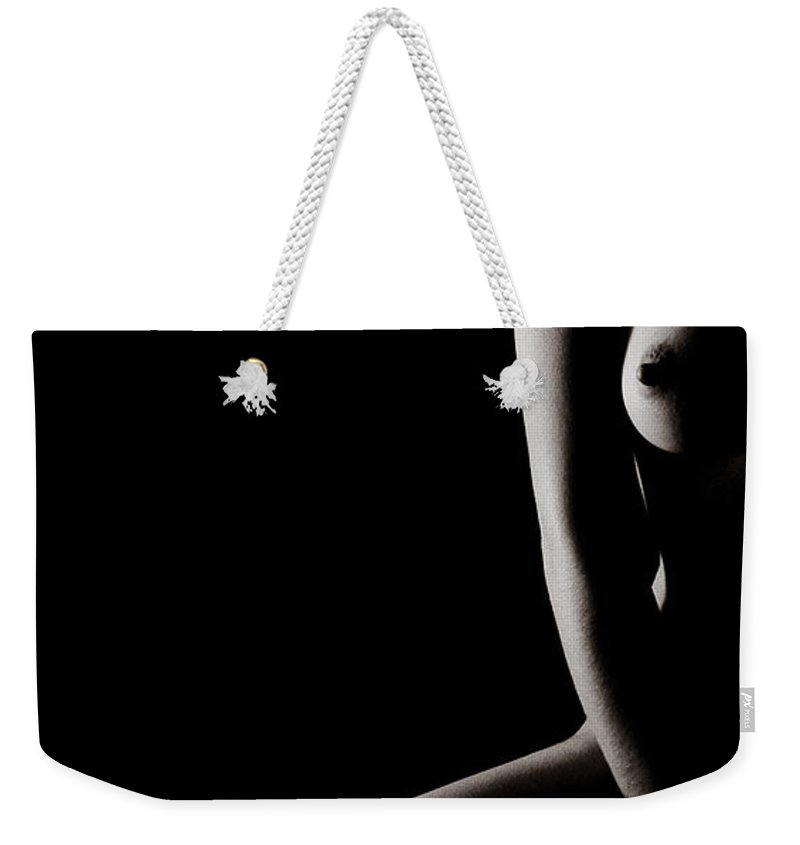 Adult Weekender Tote Bag featuring the photograph Exotic Light by Jt PhotoDesign