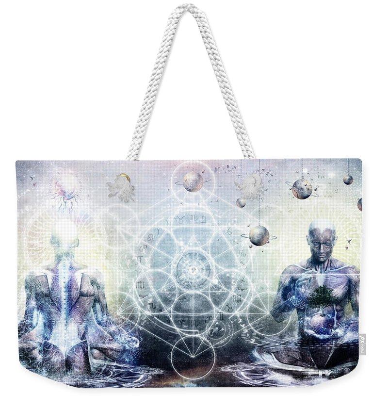 Fantasy Art Weekender Tote Bags
