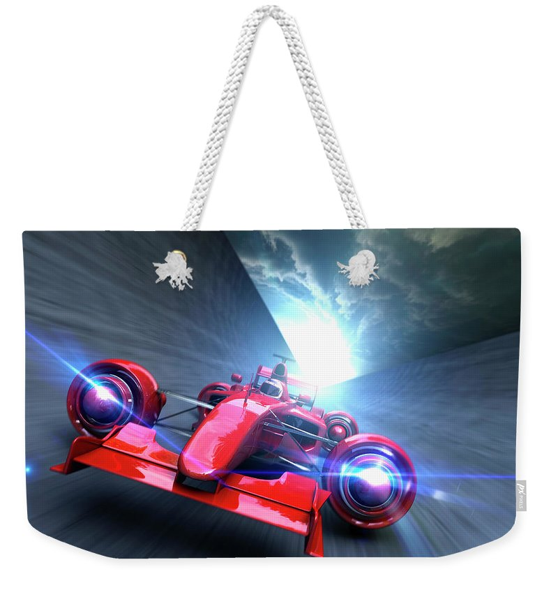 People Weekender Tote Bag featuring the photograph Extreme High Performance by Colin Anderson