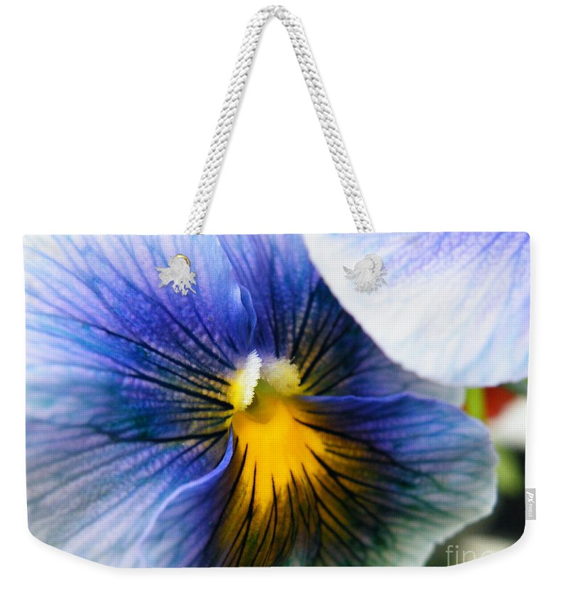 Eye Weekender Tote Bag featuring the photograph Eye Of The Storm by Brian Boyle