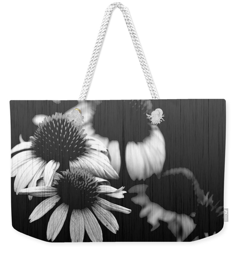Echanecia Weekender Tote Bag featuring the photograph Faded Memory by Amanda Barcon